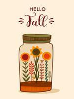 Ciao Fall Card