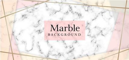 Sfondo di marmo astratto moderno vettore