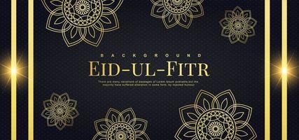 Eid Background islamico