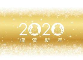 2020 - l'anno del ratto