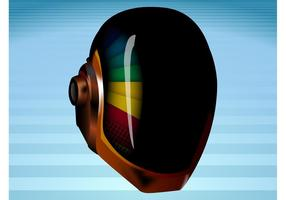 Maschera di Daft Punk