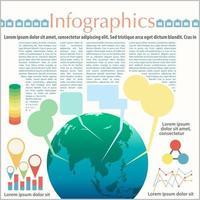 Le infografiche della Terra