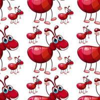 Fumetto senza cuciture delle mattonelle del modello con la formica