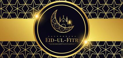 Eid Background islamico vettore