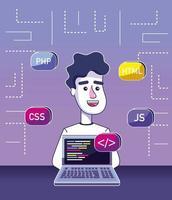 Cartoon programmatore software