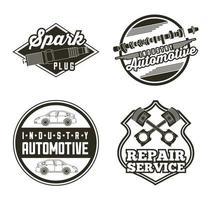 settore automobilistico automobilistico vettore