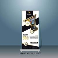 Banner promozionale roll up
