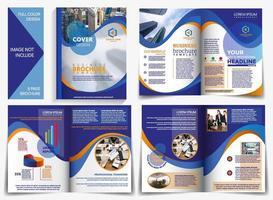 modello opuscolo aziendale