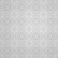 Ornamento islamico sfondo vettore
