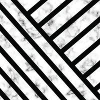 disegno di struttura in marmo con forme geometriche vettore
