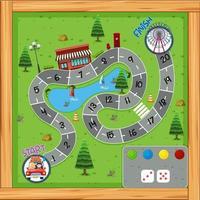 Tavolo da gioco Road Trip