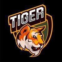 Emblema sportivo TIger