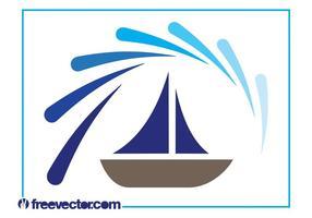 Grafica del logo della barca