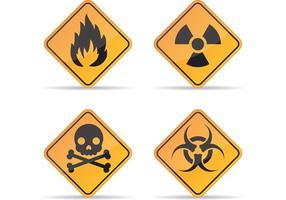 Vettori di icone di prevenzione