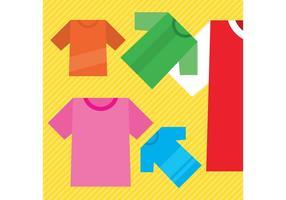 Pacchetto di vettore di camicia