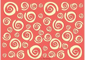 swirly modello vettoriale