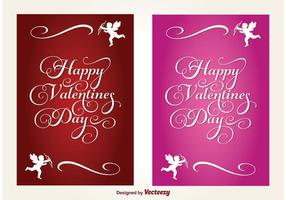 Carte vettoriali di San Valentino