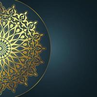 elegante design mandala