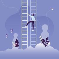 metafora del cambiamento delle direzioni di carriera