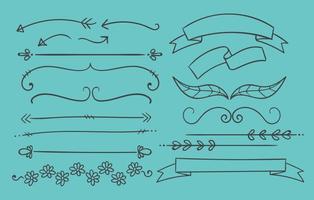 Banner disegnati a mano