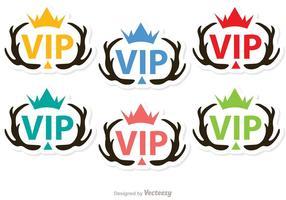 Pacchetto di icone vettoriali di Antler VIP