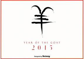 Anno 2015 della capra