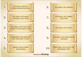 Dieci comandamenti