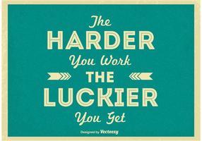 Poster di tipografia