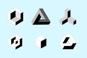 Isometrica vettoriali gratis