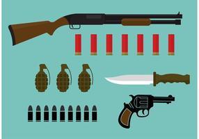 Vettori di cartucce per fucili a pompa