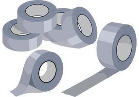 Vettore di nastro adesivo