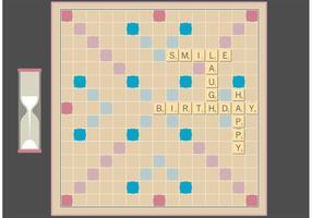 Frabbato di Scrabble Board