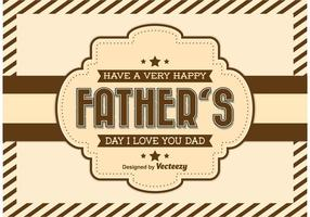 Illustrazione di festa del papà