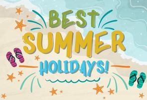 Le migliori vacanze estive wallpaper