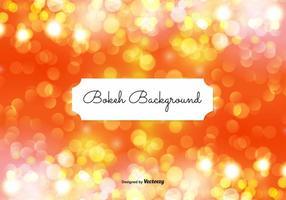 Bella illustrazione astratta del bokeh
