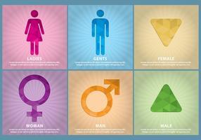 Modelli vettoriali di genere