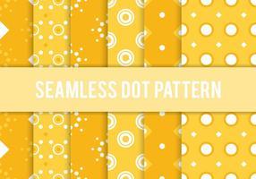Dot Pattern giallo