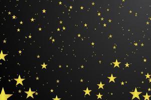 vettore di sfondo stella