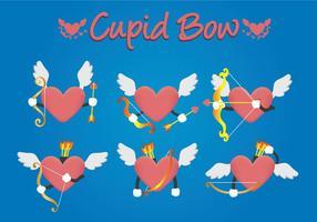 Vettori dell'arco di Cupido