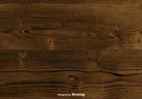 Vecchio sfondo di legno vettore