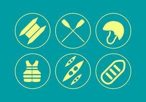 icone di catamarano vettore