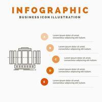 infografica presentazione tecnologia meccanica