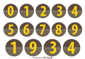 Contatori numeri circolari