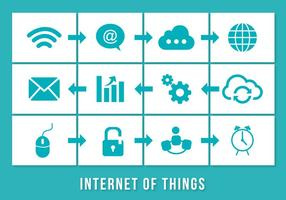 Illustrazione di Internet of Things