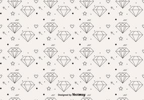 Vector Diamond Pattern gratuito