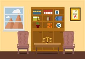 Legge vettoriale risorsa ufficio