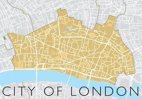 vettore della città di Londra