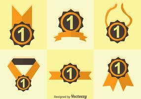 Toni Duo First Ribbon Duo Icons vettore