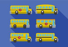 Vettori di scuolabus