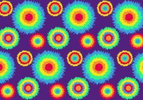 modello tie dye vettoriale
